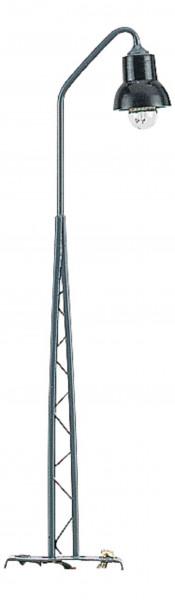 Mini Eisenbahnlampe 19V Gittermastlampe 11cm H Spur HO