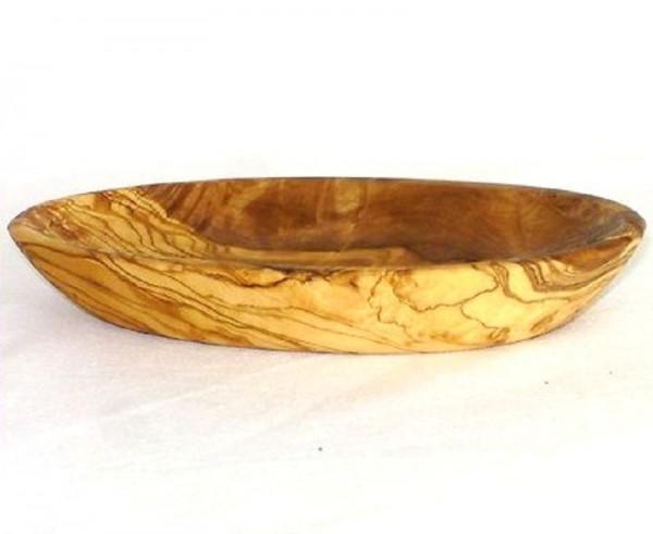 Olivenholz Antipastischale oval ca.16cm x 10cm