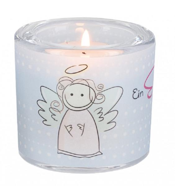 LichtMoment Glaswindlicht - Ein Engel für dich