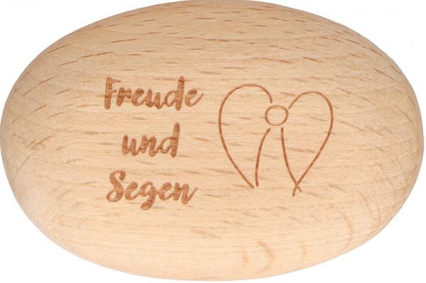 Handschmeichler Holz - Freude und Segen
