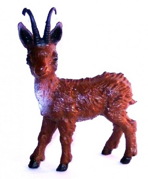 Tierfigur Gams, Gämse, Sammelfigur aus Plastik