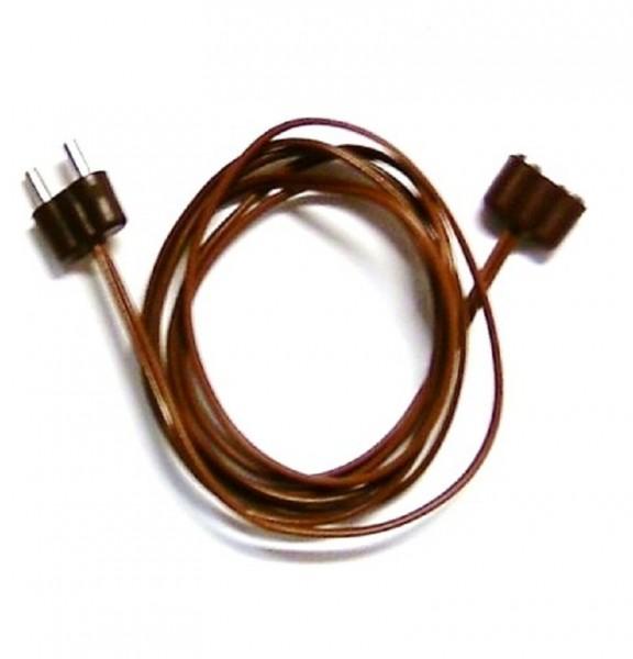 Verlängerung Kabel S mit Stecker und Kupplung