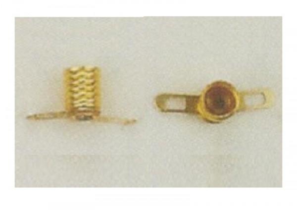 Stegfassung E5,5 2 Fahnen für den Krippen- und Modellbau
