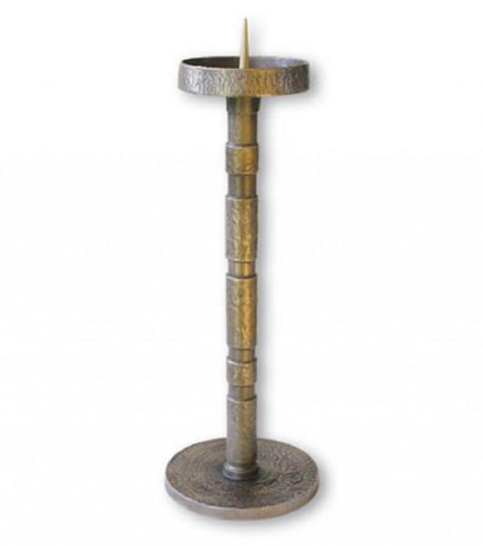 Bronzeleuchter, Stehleuchter, Kerzenhalter