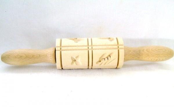 Anisrolle aus Holz mit 8 Bilder