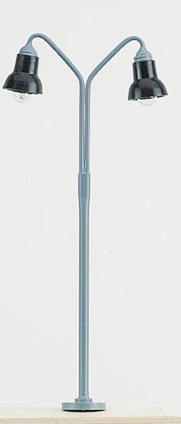 Mini Eisenbahnlampe 19V Bogenlampe Spur HO