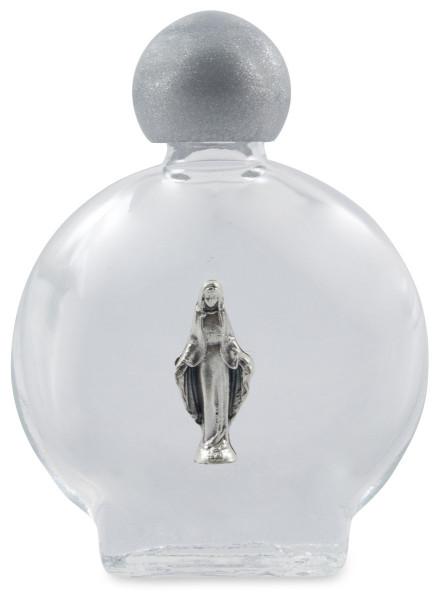 Weihwasser-Flasche Glas, Miraculosa/Empfängnis
