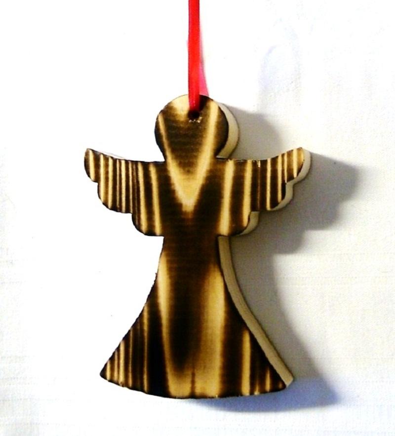 baumaufh nger engel christbaumschmuck holz traditionell. Black Bedroom Furniture Sets. Home Design Ideas