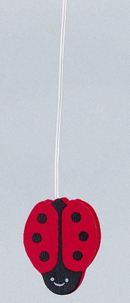 Puppenhaus Mini Hängelampe 3,5V Marienkäfer