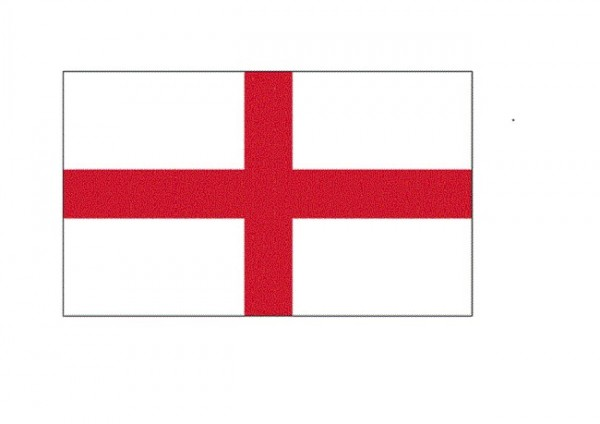 Nationalflagge England