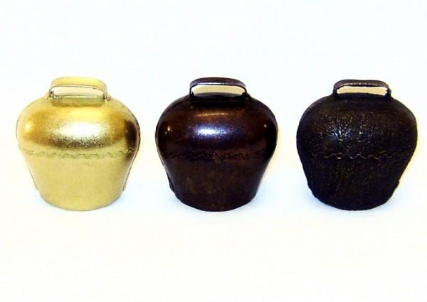 Farbauswahl Froschmaulglocken 385 vermessingt - antik verkupfert - antik vermessingt