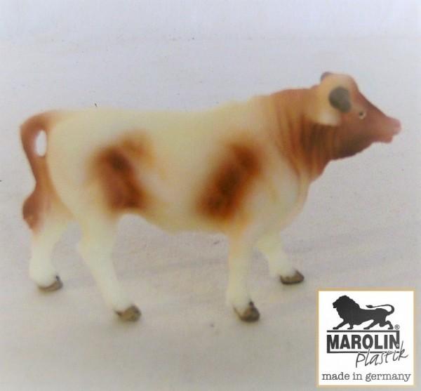 Stier stehend, gefleckt, Marolin 17051