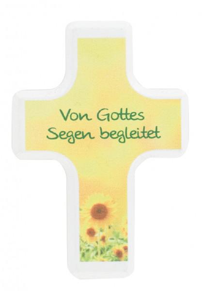 Handschmeichlerkreuz Holz - von Gottes Segen