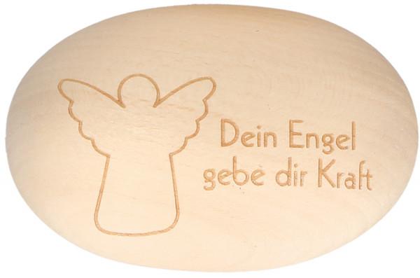 Handschmeichler Holz - dein Engel gebe dir Kraft