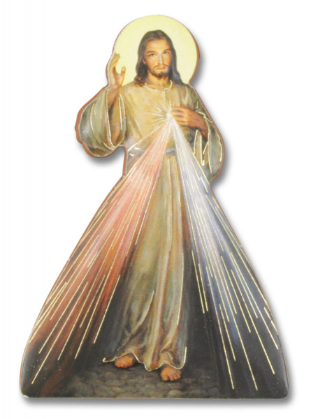 Magnet als Pin, Barmherziger Jesus 90/142