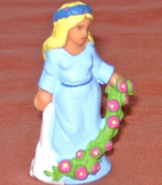 Dornröschen Märchenfigur Prinzessin Sammelfigur Plastik
