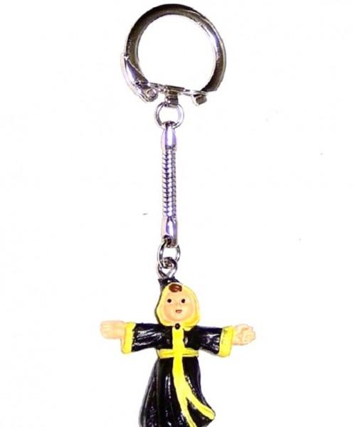 Schlüsselanhänger mit Münchner Kindl, klein