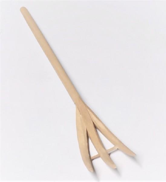 Heugabel ca. 19cm, Krippenzubehör