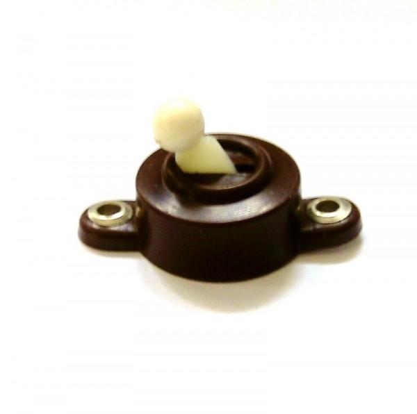 Miniatur Kippschalter rund, für Krippenbau u. Modellbau