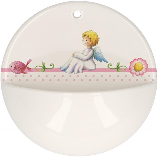 Weihwasserkessel Porzellan - für Mädchen