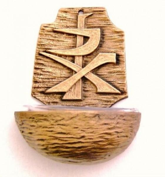 Weihwasserkessel aus Bronze, Dev2