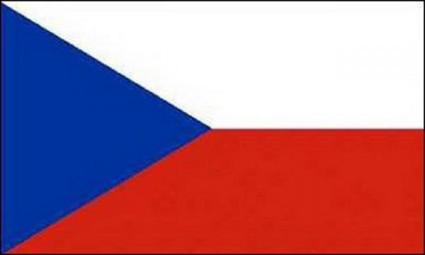 Flagge Tschechien, Tschechische Republik