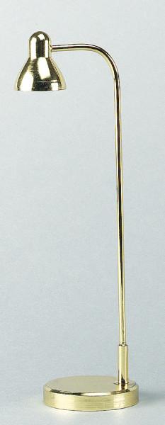 Puppenhaus Mini Stehlampe 3,5V Messinglampe