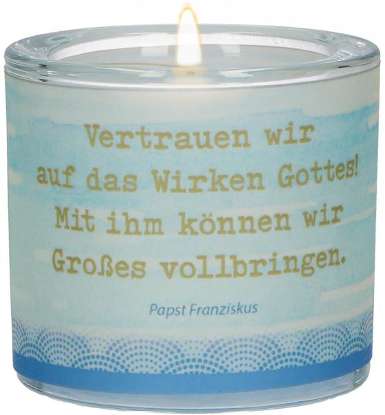 LichtMoment Glaswindlicht - Firmung Vom Geist..