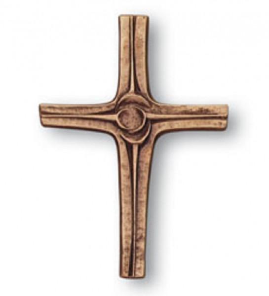 Kreuz aus Bronze - Schmuckkreuz